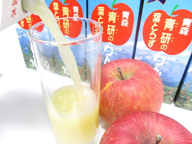 葉とらずりんごジュースをぜひ一度飲んでみてください!